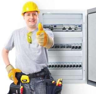 Услуги профессионального электрика в Киеве